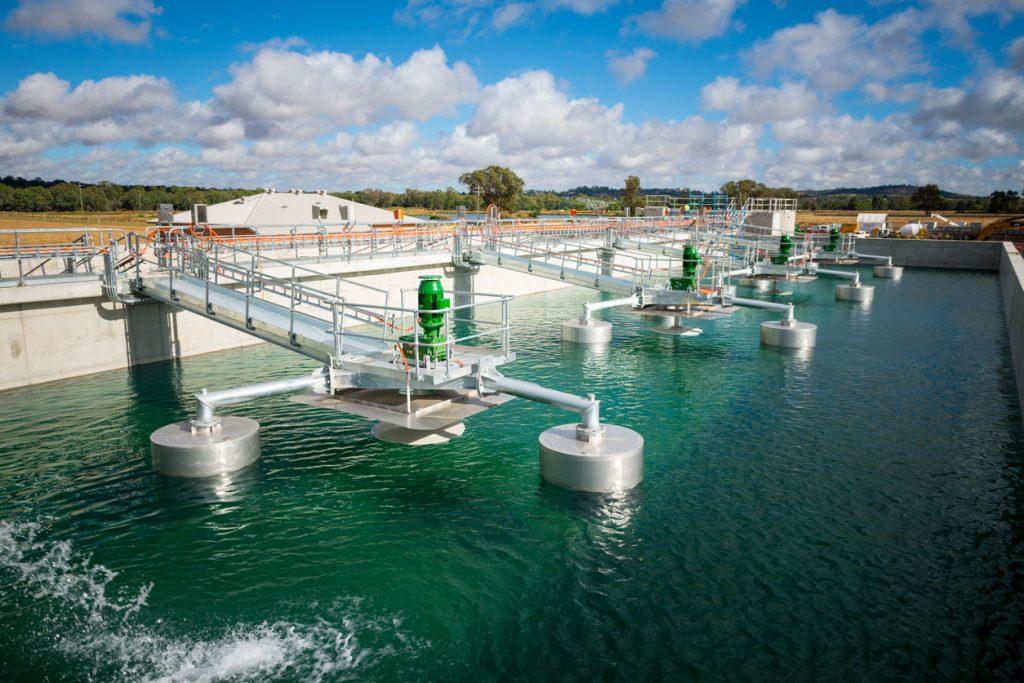 Chlorine Water treatment